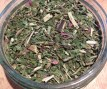 echinacea-leaf-dried